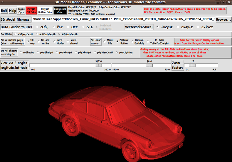 3DmodelExaminerGUI_PLY_porsche_10474faces_redFillOnly_shadeByLighting_790x550.jpg