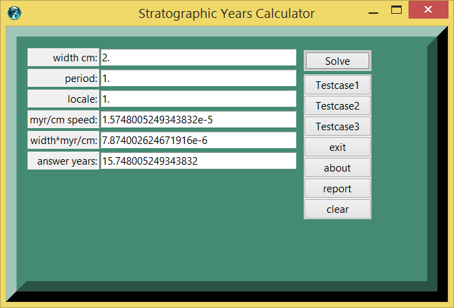 Stratographic Years Slot Calculator Example, Age of Earth screen.png